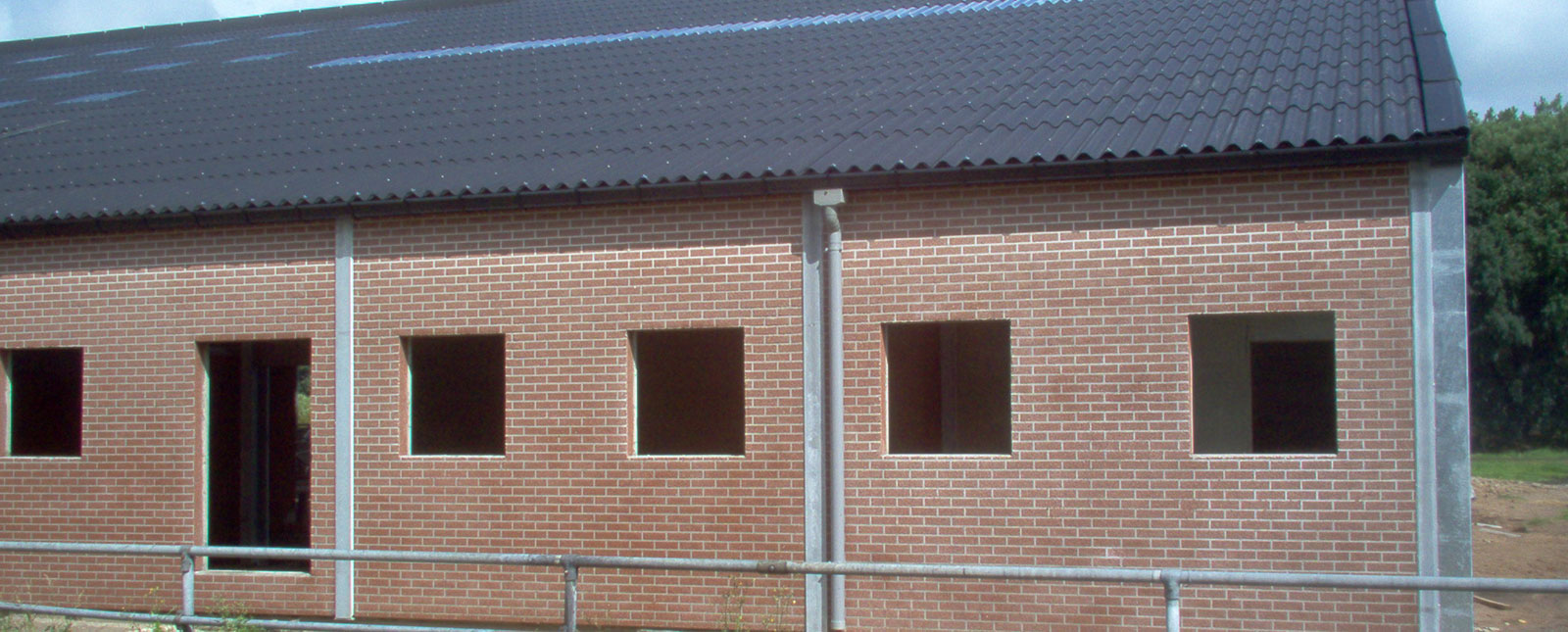 Roofix aluminium naadloze dakgoten