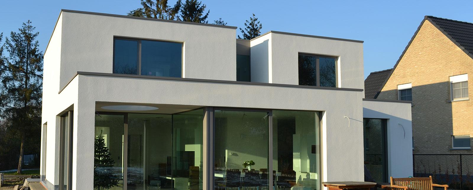 Roofix platte daken