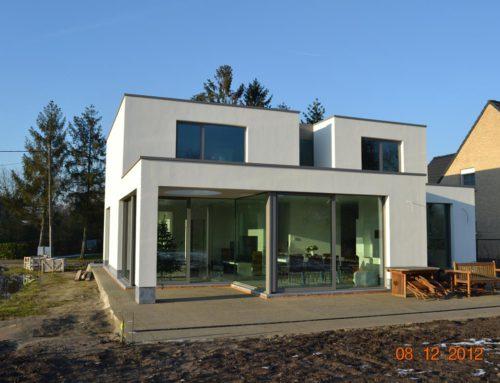Nieuwbouwwoning te Puurs